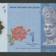 MALAEZIA MALAYSIA MALAESIA 1 RINGGIT 2011 [2] XF, P-51a.1 - bancnota asia