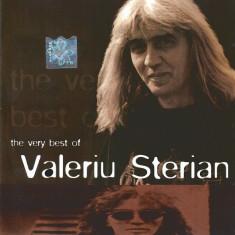 Valeriu Sterian - The Very Best Of (1 CD) - Muzica Folk Altele