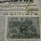 Ziare - Sportul Popular 1955