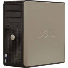 Calculator DELL Optiplex 745 Tower, Intel Dual Core E2140 1.6 GHz, 1 GB DDR2, 80 GB HDD SATA, CD-ROM - Sisteme desktop fara monitor