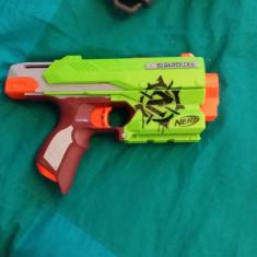Nerf Zombie Sidestrike - Pistol de jucarie