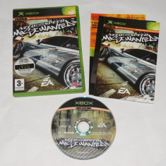 Joc Xbox Classic - Need for Speed Most Wanted - Jocuri Xbox Altele, Actiune, 12+, Single player