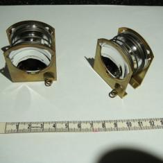 Oglinda optica proiectie dubla / doua oglinzi -180 grade