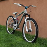 Bicicleta Kona Bass - cel mai mic pret - bike slopestyle/freeride/downhill/dirt - Mountain Bike Kona, 16 inch, 26 inch, Numar viteze: 1