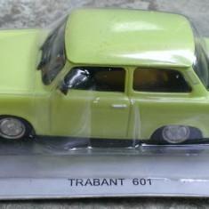 Macheta DeAgostini - Trabant 601  -  Masini de Legenda Polonia