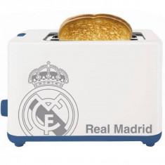 Prajitor de paine Taurus Real Madrid, 750W, 2 felii - Toaster