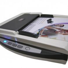 Scanner Plustek SmartOffice PL1530 - 600dpi, duplex, interfata pentru 2 PC