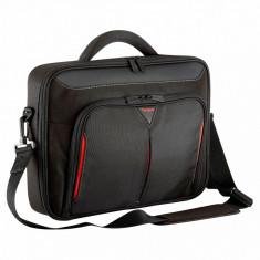 Targus Geanta notebook Classic Clamshell, 17-18 inch, neagra - Geanta laptop