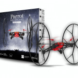 Parrot Minidrona ultra-compacta Rolling Spider, rosie