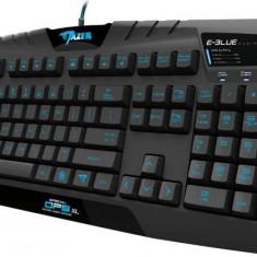 Tastatura E-Blue Mazer Special Ops XL mecanica, USB, gaming, iluminata
