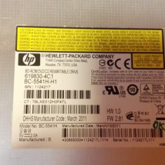 BD Rom - DVD - CD Writer Laptop HP BC-5541H (Hp dv7) - Unitate optica laptop HP, BLU-RAY