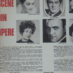 Arii din opere 6 discuri vinil - Muzica Opera electrecord