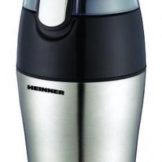 Rasnita Heinner HCG-150SS, 150W, capacitate 50g - Rasnita Cafea