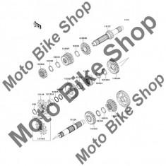 MBS Pinion viteza 2006 Kawasaki KX250F (KX250-T6F) #13262F, Cod Produs: 132620348KA - Cutie viteze Moto