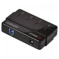 Orico Orico H4928-U3 H4928-U3-EU-BK, USB 3.0, Hub, negru - Rack HDD
