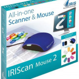 Scanner Iris IRISCan Mouse 2, scanner si mouse
