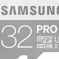 Card memorie Samsung MICROSDHC 32GB PRO U3 Clasa 10 UHS - Multimedia card