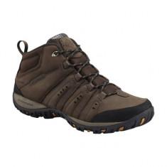 Ghete impermeabile pentru barbati Columbia Peakfreak Nomad Plus Chukka (CLM-1650181-COR) - Bocanci barbati Columbia, Marime: 41, 42, 43, 44, Culoare: Maro