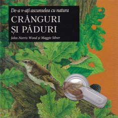John Norris Wood - Cranguri si paduri - 678037 - Enciclopedie
