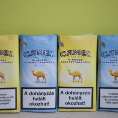 Tutun Camel 40gr Galben/Albastru