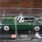 P8. Macheta MGB, scara 1/43, Del Prado - Macheta auto