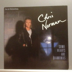CHRIS NORMAN-SOME HEARTS ARE DIAMONDS (1986/HANSA REC/RFG) - Vinil/Pop/Impecabil - Muzica Pop ariola