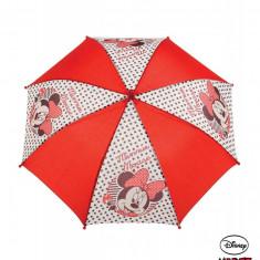 Umbrela Disney Minnie rosie - Umbrela Copii
