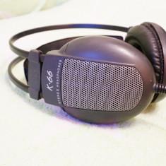 Casti stereo AKG K66 - Casti AKG, Casti Over Ear, Cu fir, Jack 2, 5mm