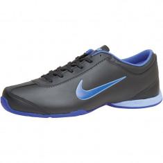 Adidasi de mers pt alergat pt sala dama fata fete Nike Air Musio ORIGINALI 35.5 - Adidasi dama Nike, Culoare: Negru, Piele naturala