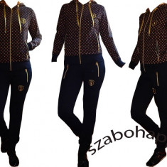 Trening Louis Vuitton pentru dama! - Trening dama Louis Vuitton, Marime: S, M, L, XL, XXL, Culoare: Bleumarin, Bumbac