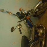 Motocicleta First Bike