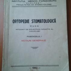 8808 N/A - ORTOPEDIE STOMATOLOGICA