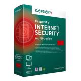 Antivirus Kaspersky Internet Security Multi-Device 3 devices 1 an renewal