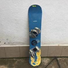 5 snowboard oxigen second-hand, germania 131cm - Placi snowboard