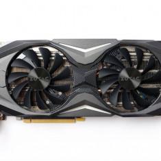 Placa video Zotac GeForce GTX 1070, 8GB GDDR5 (256 Bit), HDMI, DVI, 3xDP - Placa video PC