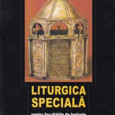 Ene Braniste - Liturgica speciala pentru facultatile de teologie - 686174 - Carti ortodoxe