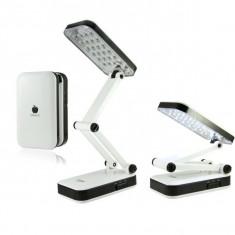 Lampa de birou pliabila cu LED si functie touch - Lampa USB