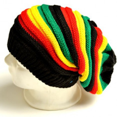Caciula ( Fes ) Rasta - Jamaica - Bob Marley - Caciula Copii