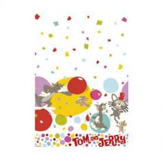 Fata de masa Tom & Jerry - Decoratiuni petreceri copii