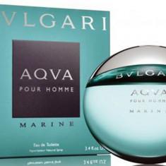 PARFUM BVLGARI AQVA MARINE 100 ML --SUPER PRET, SUPER CALITATE! - Parfum barbati Bvlgari, Apa de toaleta
