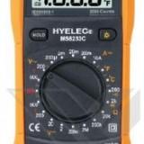 Aparat de masura - multimetru digital 7 functii Hyelec MM-MS8233C-HYELEC
