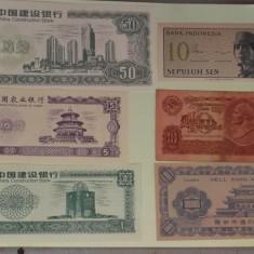 Lot 4 bancnote, Europa
