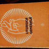 Liturgica Generala - Ene Braniste - Carti ortodoxe