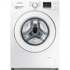 Masina de spalat rufe SLIM Samsung Eco Bubble WF60F4E5W2W - Masini de spalat rufe