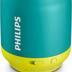 Boxa portabila wireless Philips BT50A/00, 2W, Baterie reincarcabila, Bluetooth