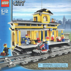 LEGO 7997 Train Station - LEGO City