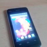 Vand telefon Viko goa !!! - Telefon LG, Alb, 8GB, Orange, Dual core, 512 MB