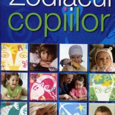 Cristina Malacarne - Zodiacul copiilor - 539404 - Carte Hobby Astrologie litera