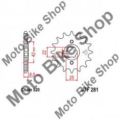 MBS Pinion fata 520 Z13, Cod Produs: JTF28113 - Pinioane transmisie Moto