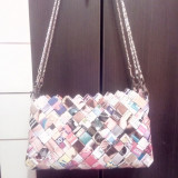 Geanta/portofel handmade - Geanta handmade